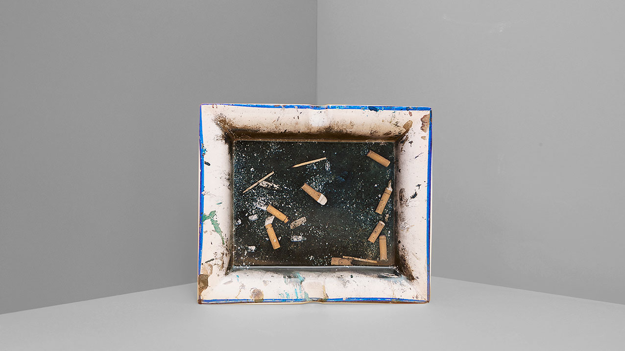 Balthus's Ashtray